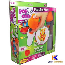 Molde Cortador De Frutas - Vegetales Pop Chef