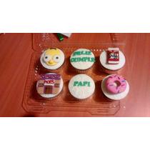 Deliciosos Cupcakes Personalizados En Variedad De Sabores