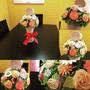 Arreglo Florales Cupcakes 6 12 Y 20 Unidades