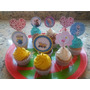 Mini Cupcakes Deliciosos