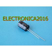 4x Condensador Electrolitico 330uf 25v