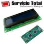 Pantalla Lcd 2x16 Hd44780 Controller Azul Arduino