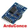 Reloj Rtc Calendario Ds3231 Con Sensor Temperatura Arduino
