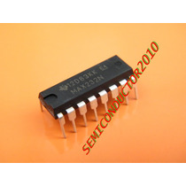 Max 232 Max232 Max232n Circuito Integrado Rs232 Transceiver