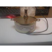 Motor Asincronico 220 Volts 1 Rpm 10 Kilos Cm2