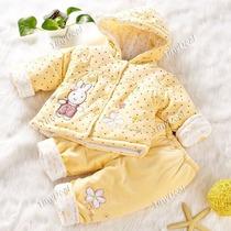 Hermoso Conjunto Importado Para Bebe Niña 6 A 12 Meses