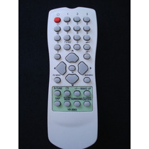 Control Remoto Panasonic Tv, Genuino, Original, Funcionando