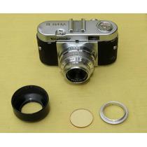 Camara Voigtlander Vito 35mm, Funcionando