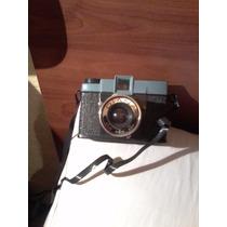 Antigua Máquina Fotográfica