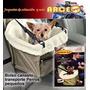 Bolso Canasto Transporte De Perros (razas Pequeñas)