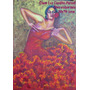 Clara Luz Castillo Parodi Fandango Baile Flamenco Óleo/tela