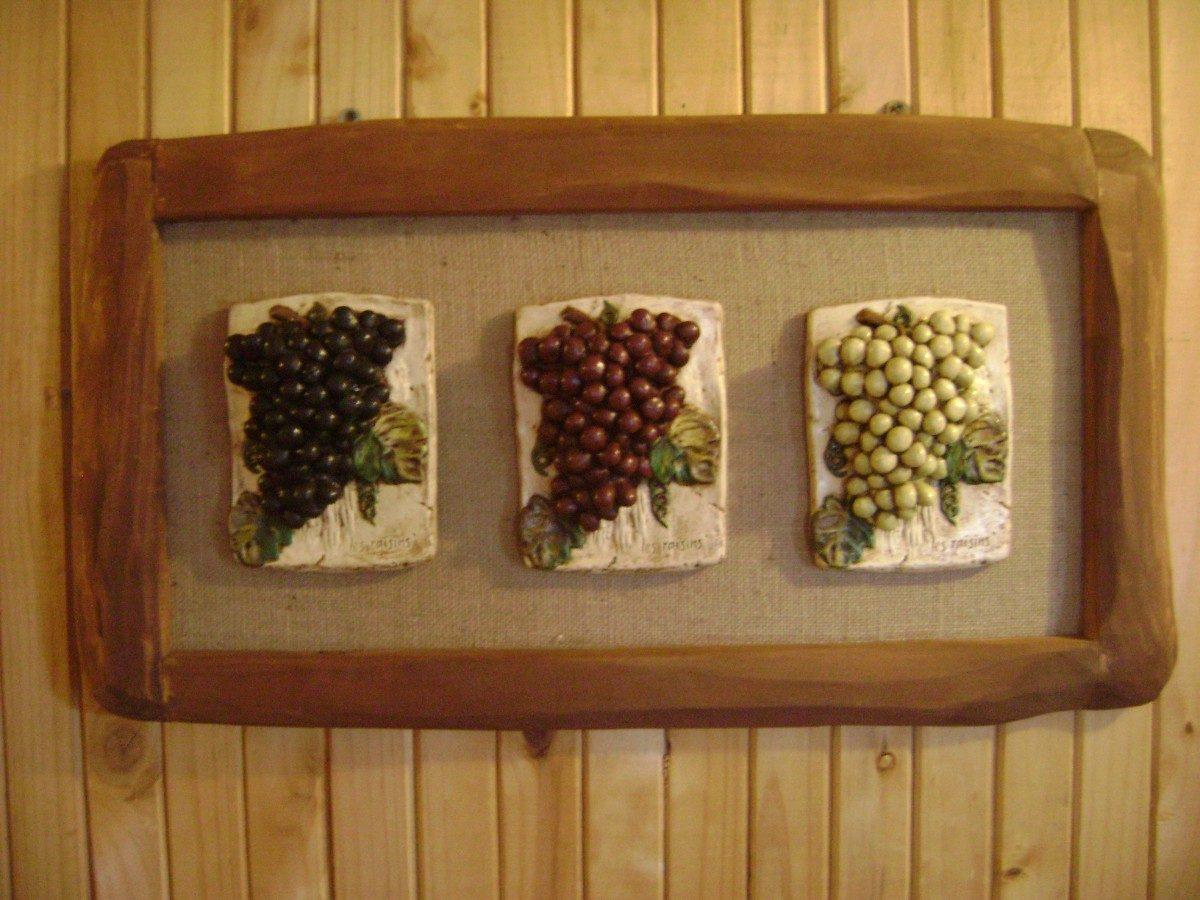 Cuadros rusticos de madera imagui for Imagenes de cuadros abstractos rusticos
