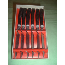 Cuchillos De Mesa Stainles Steel