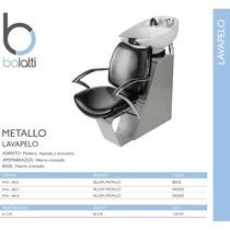 Lavapelo Profesional Bolatti Mod. Metallo Embalado, Garantia