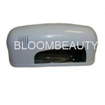 Lámpara Uv Básica 9 W. Manicure Profesional