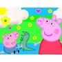 Kit Imprimible Peppa Pig Cumpleaños Cotillón Infantil Fiesta