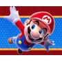Kit Imprimible Super Mario Bros Tarjetas, Gorros, Cumples +