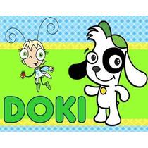 Kit Imprimible Doki Diseñá Tarjetas Cumples Invitaciones #2