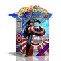 Kit Imprimible Capitán America Cotillón Cumpleaños Infantil