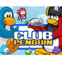 Kit Imprimible Club Penguin Diseñá Tarjetas, Cumples Y Mas