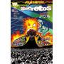 Comic Flashpoint: Siete Secretos
