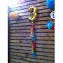 Globos De Número Metálicos Dorado Cumpleaños Decoración 38cm