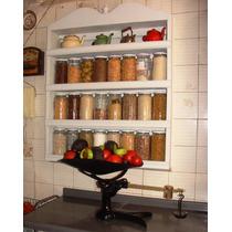 Antigua Pesa -balanza Restaurada-ideal Decoracion Cocinas