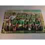 Poster Audax Italiano Estadio 1977