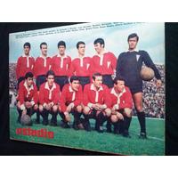 Estadio N° 1269 6 De Octubre De 1967 Equipo U Catolica 1967