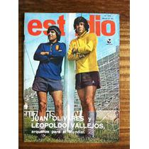 Revista Estadio Nº 1598, 28 Marzo De 1974