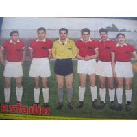 Estadio N° 797, 5 Sept 1958 Defensa De La Serena