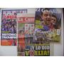 Revista El Gráfico- Universidad De Chile -tricampeon-2012-