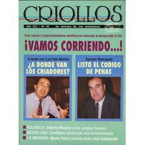 Criollos, Rodeo Chileno, La Revista De Los Corraleros, Nº 34