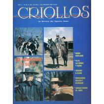 Criollos, Rodeo Chileno, La Revista De Los Corraleros, 59
