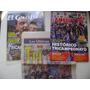 Revista La Magia Azul Tricampeonato Universidad De Chile-