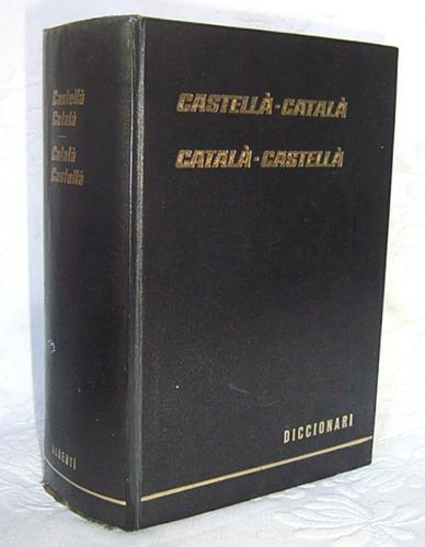 diccionari catala: