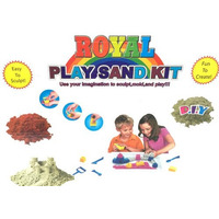 Set Play Sand Grande, Arena Mágica Y 11 Accesorios