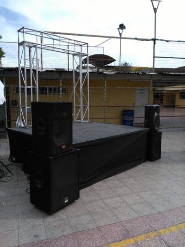 Dj, Sonido, Iluminación, Karaoke, Carpas, Etc