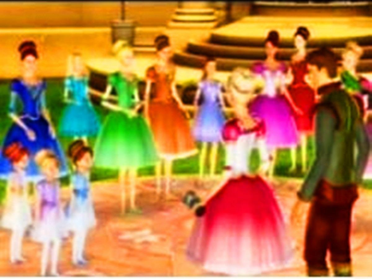 juegos de las 12 princesas bailarinas: