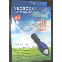 Neosocket Economizador De Combustible Bencina $ 9.990