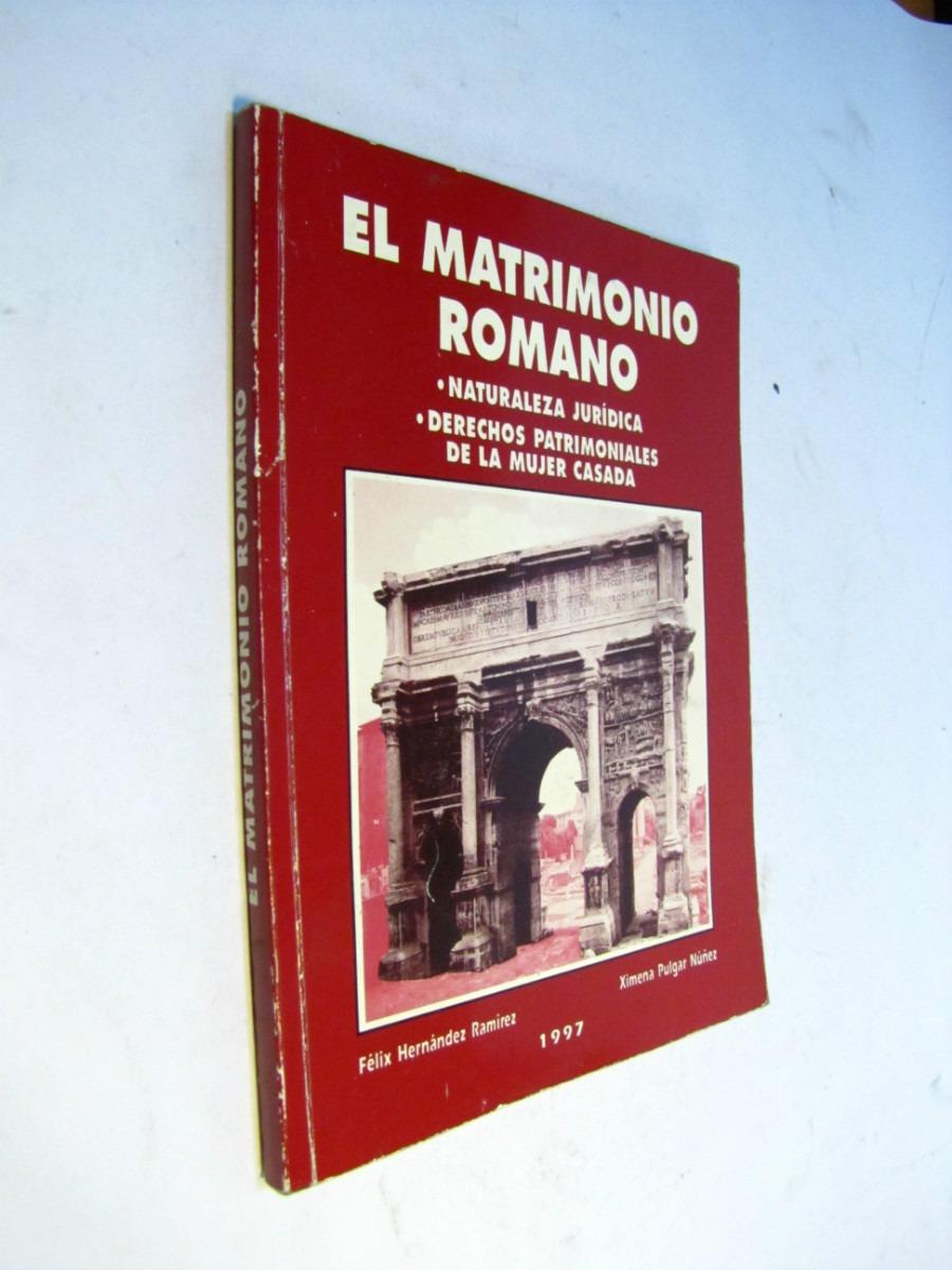 El Matrimonio Romano Monografias : Romano felix biography
