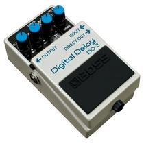 Boss Dd-3 Digital Delay - Japonés!!!
