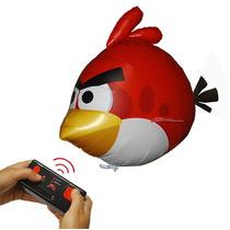 Angry Birds Globo Radio Control Remoto Helio Pajaro Volador