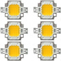 Chip Led 10w - Para 12 Volts. (pack 6 Unidades)