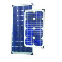 Panel Solar 20w, Monocrystalline Para Velero