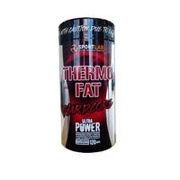 Thermo Fat Hardcore Sportlab Quemador De Grasa 120 Caps Lipo