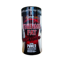 Thermo Fat Hardcore Sportlab Quemador De Grasa 120 Caps
