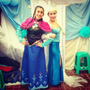 Animación Frozen! Cumpleaños Y Eventos Con Elsa Y Anna!