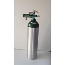 Tubo De Oxigeno Tipo D Con Regulador