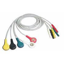 Cables Para Monitores Cardiacos Ecg Desde $ 12.000